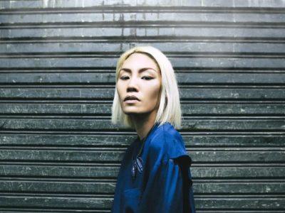 Back on NeverLazy Magazine #editorial. #fashion #photography #gate #model #asian #magazine #bangkok #street #raw #blonde #iron #manual #picoftheday | styling @olympiademolossi ⚡️👊